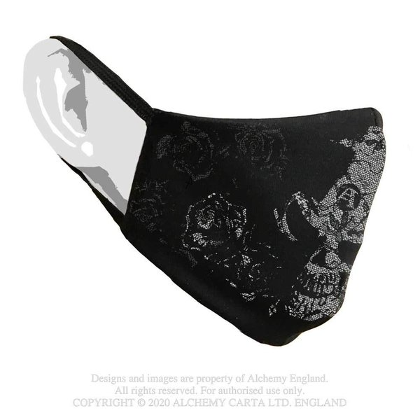 Mask: Fallen Lace sublima