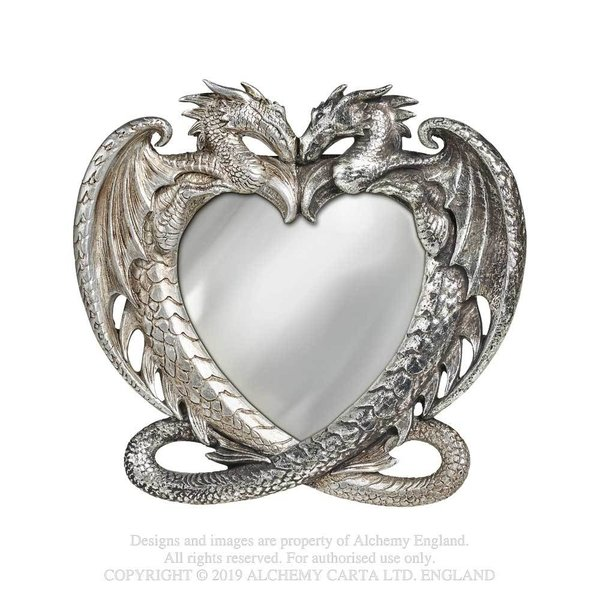 Dragon Heart Mirror