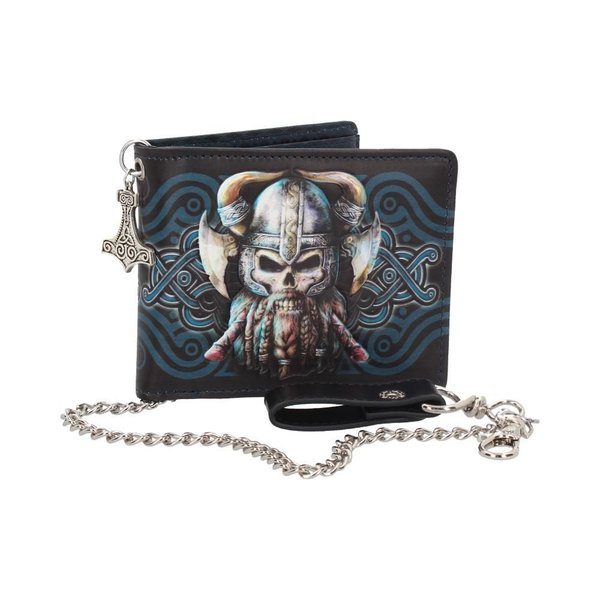 Danegeld Wallet with Chain
